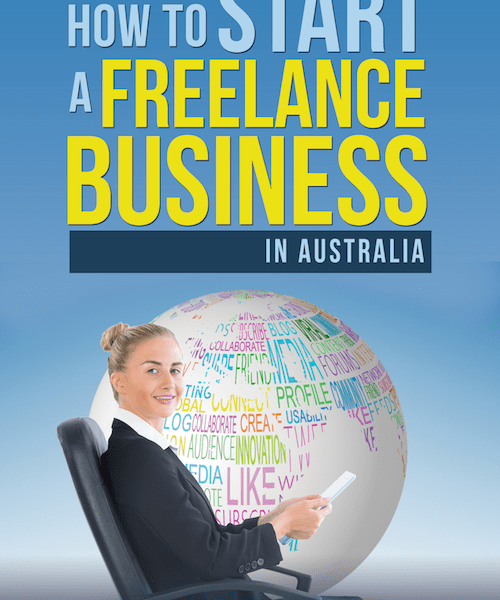freelance business book cover