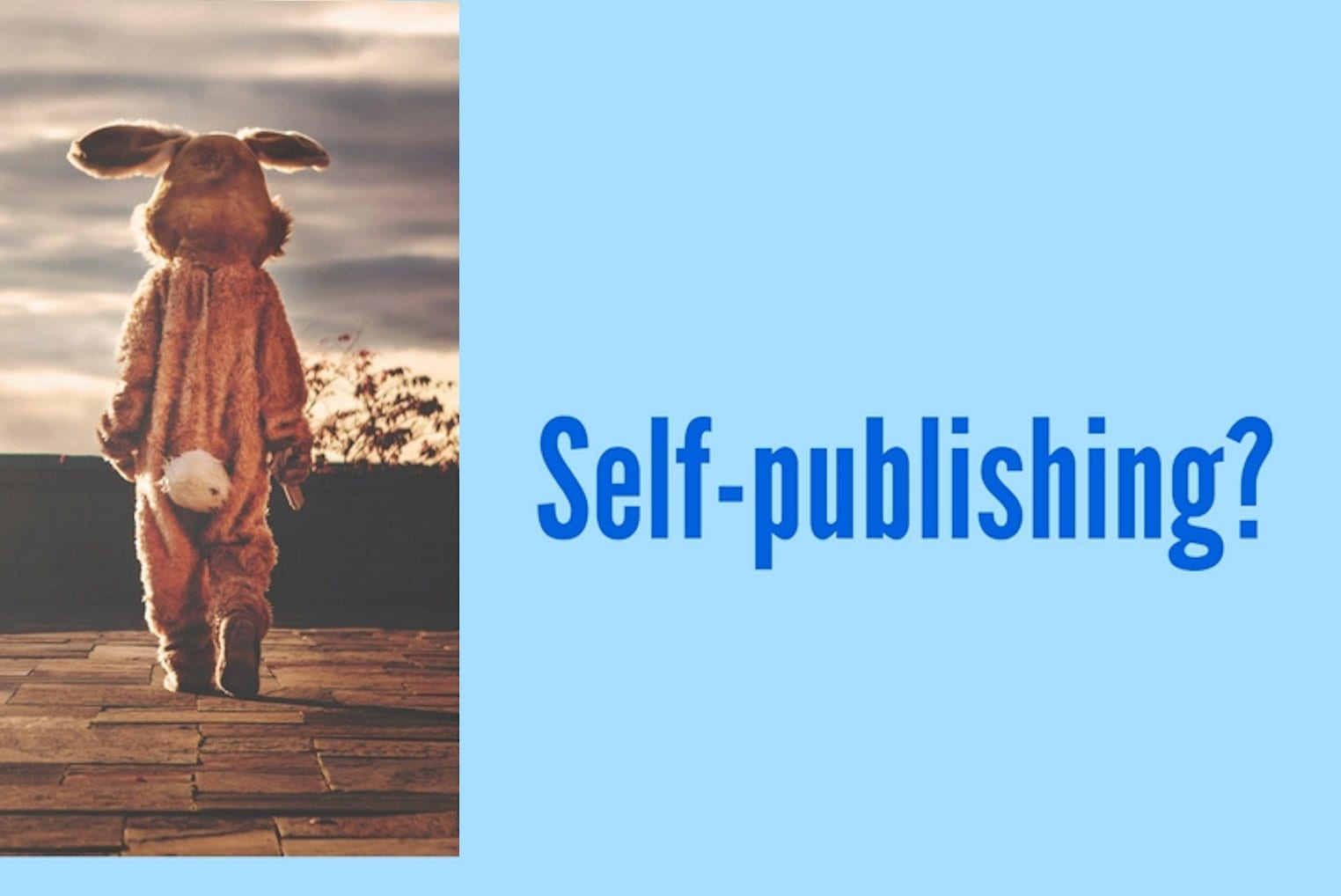 which self-publishing platform