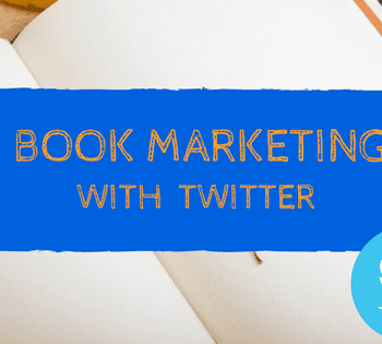 book marketing twitter