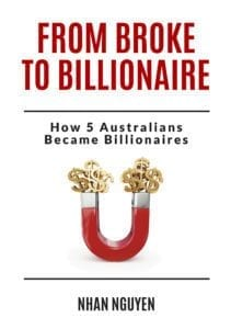 Book Cover: From Broke to Billionaire