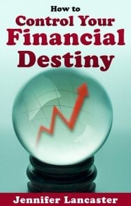 Control Financial Destiny ebook cover