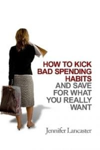 how to kick bad spending habits book cover
