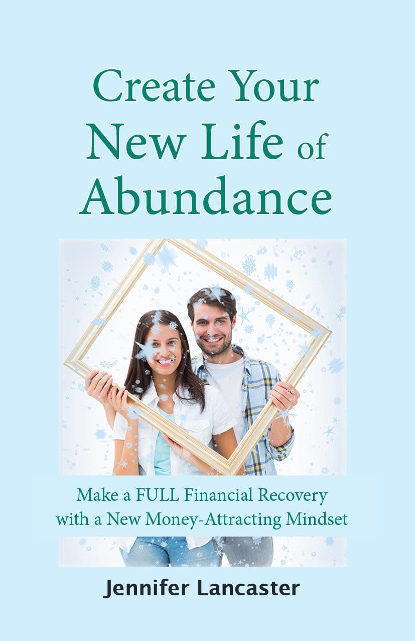 Book Cover: Create Your New Life of Abundance