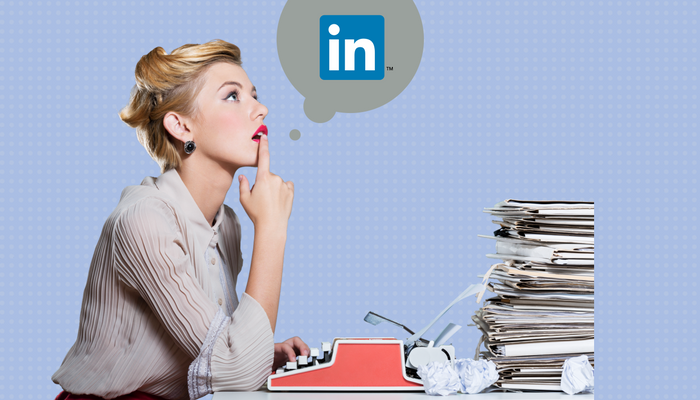 Using LinkedIn for Authors