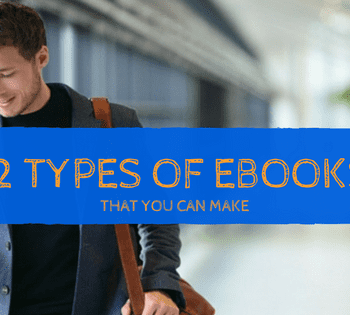 Types of Interactive eBooks