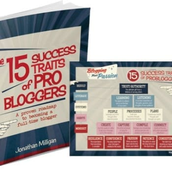 15 Success Traits of Pro Bloggers book review