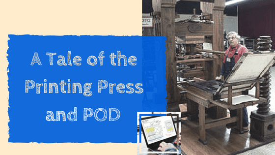 POD print on demand