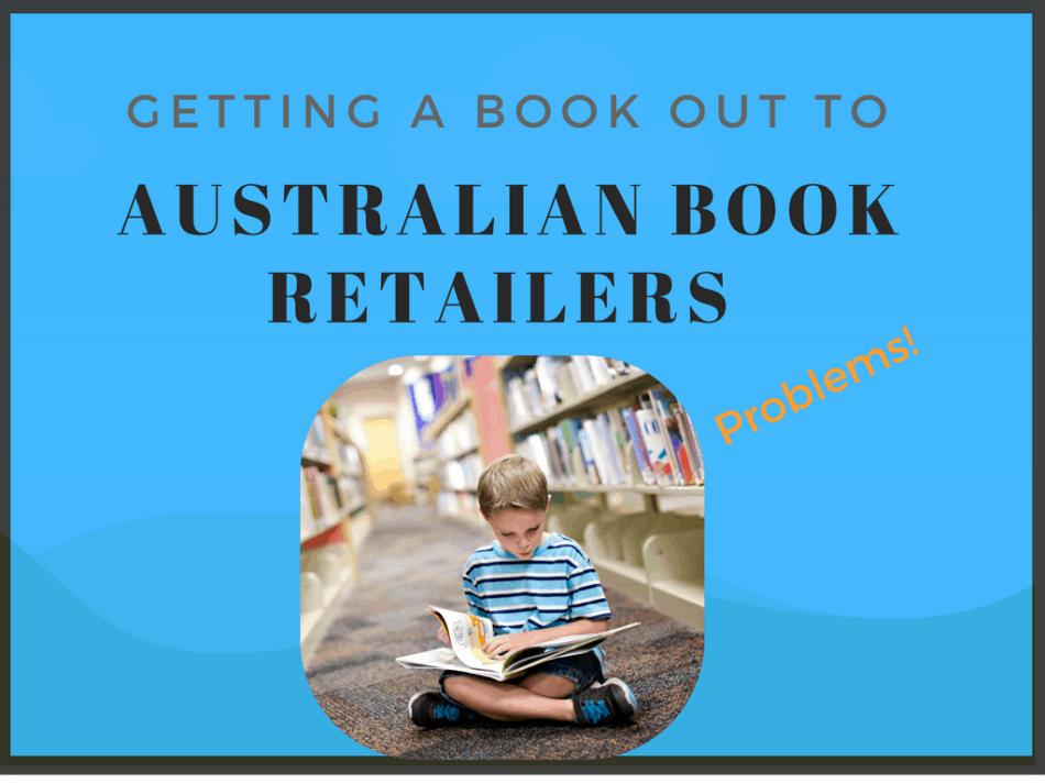 Distribution to Australian Book Retailers
