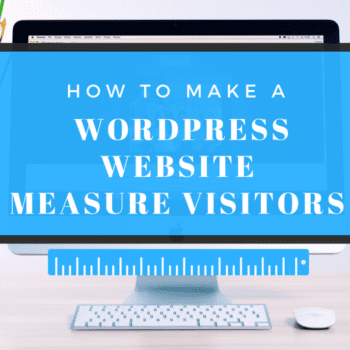 measure website visitors