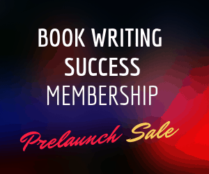 Book Writing Success course
