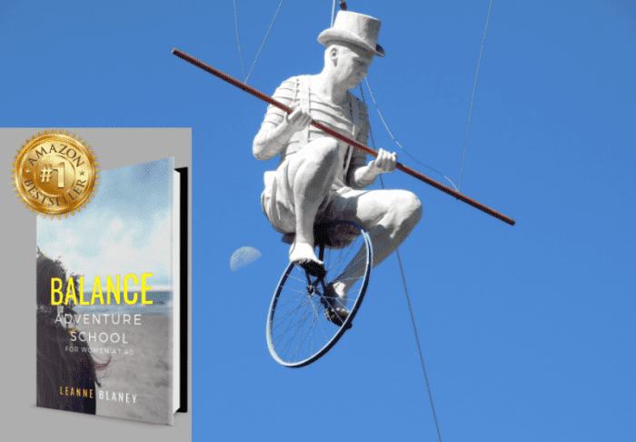 Balance book - Author interview