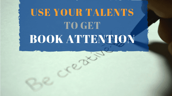 book attention and publicity