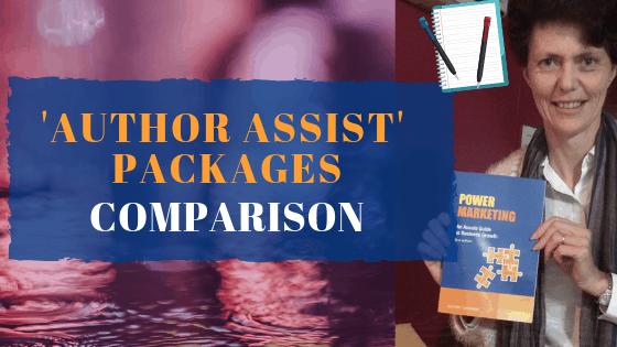 Author Assist Packages Comparison Review