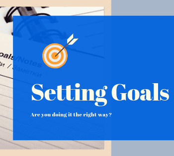 Setting Goals for authors