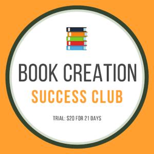 Book creation club
