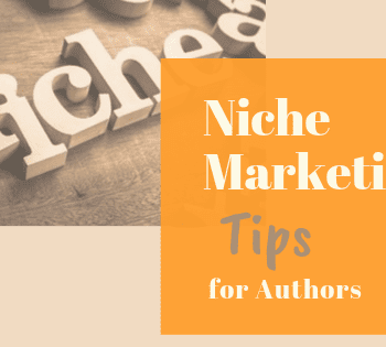 niche marketing tips authors