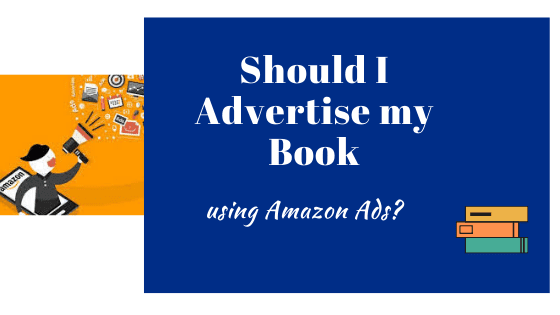 Advertise book using Amazon Ads