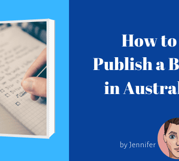 how to publish a book in australia