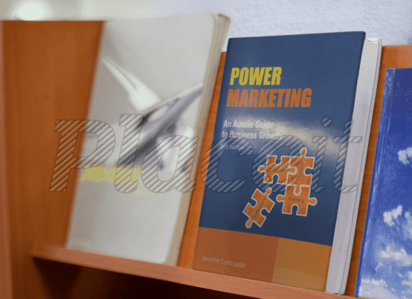 Power Marketing book launch