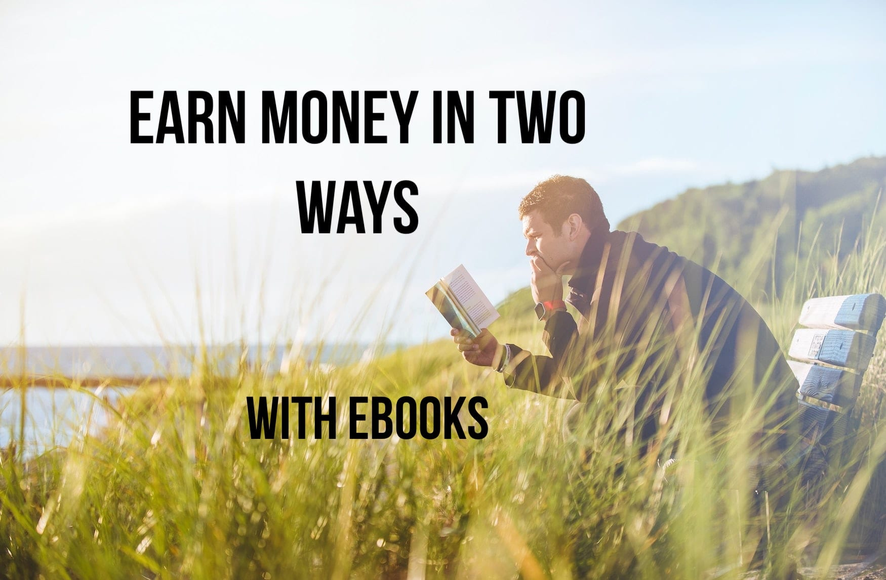 earn money with ebooks