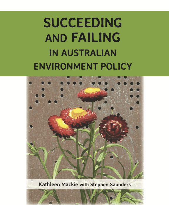 environment policy book cover