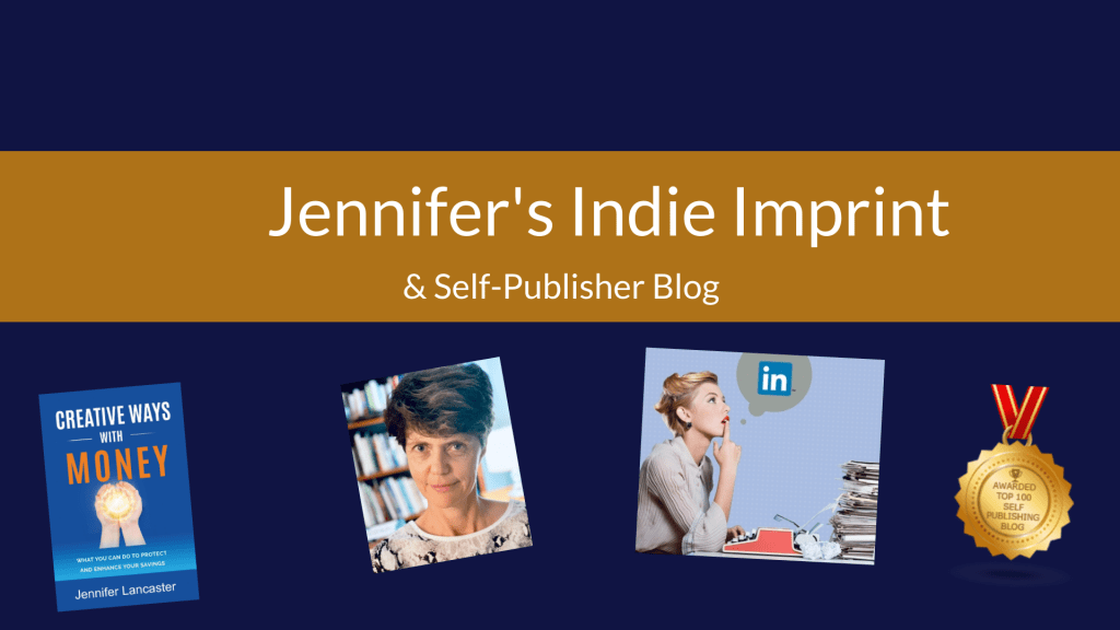 indie imprint self-publisher blog