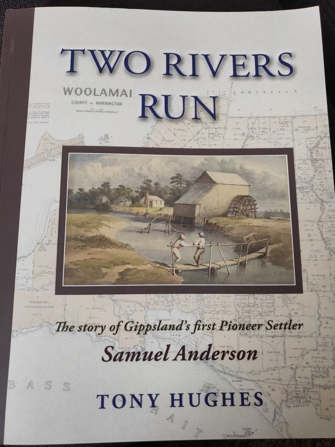 Two Rivers Run book cover