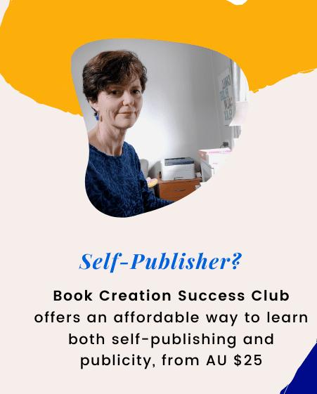 self-publisher training