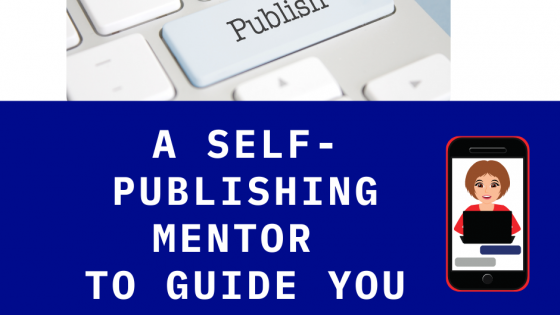 self-publishing mentor to guide