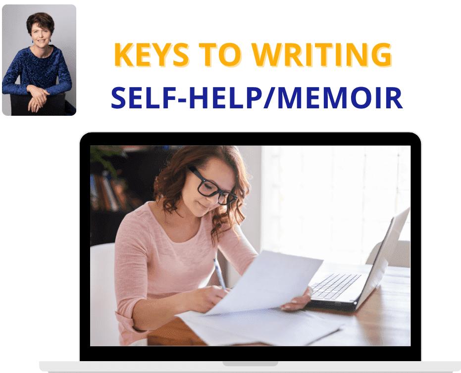 keys to writing self-help memoir