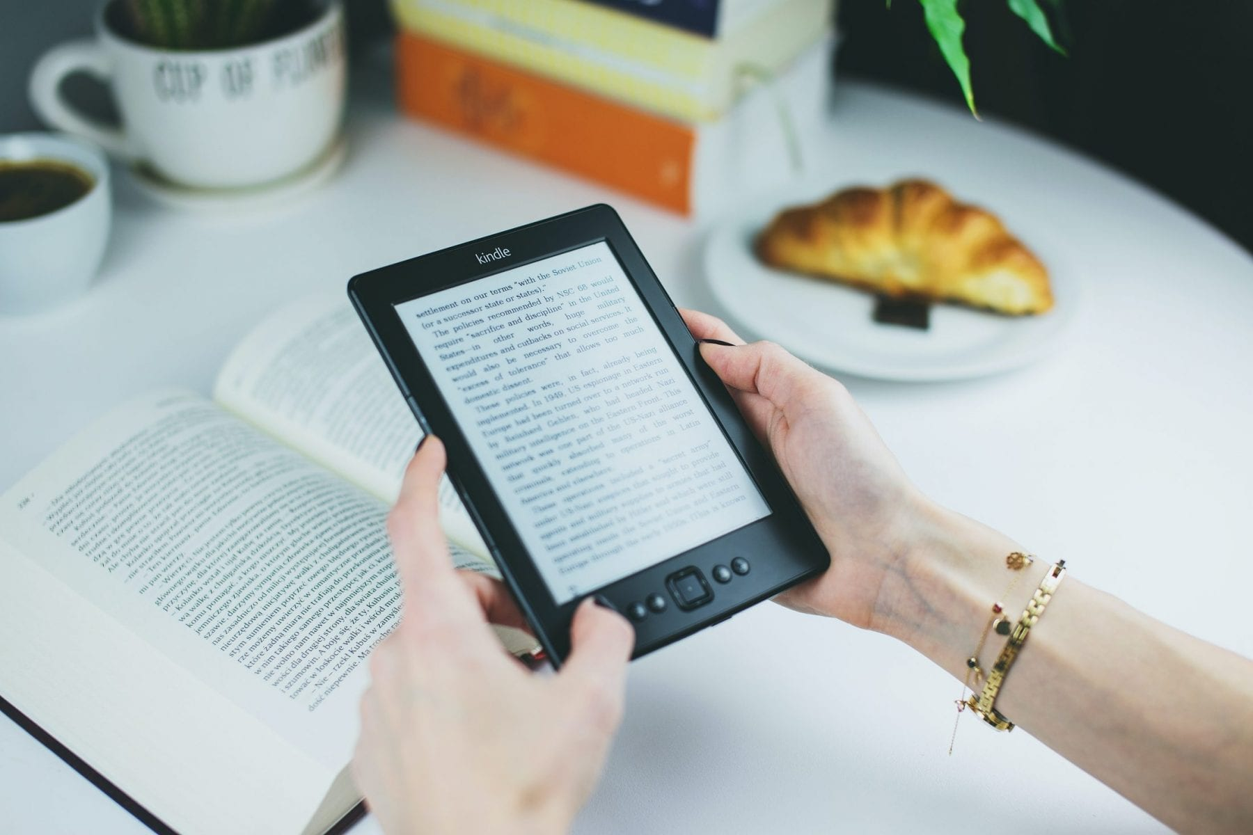 Kindle Select ebook publishing