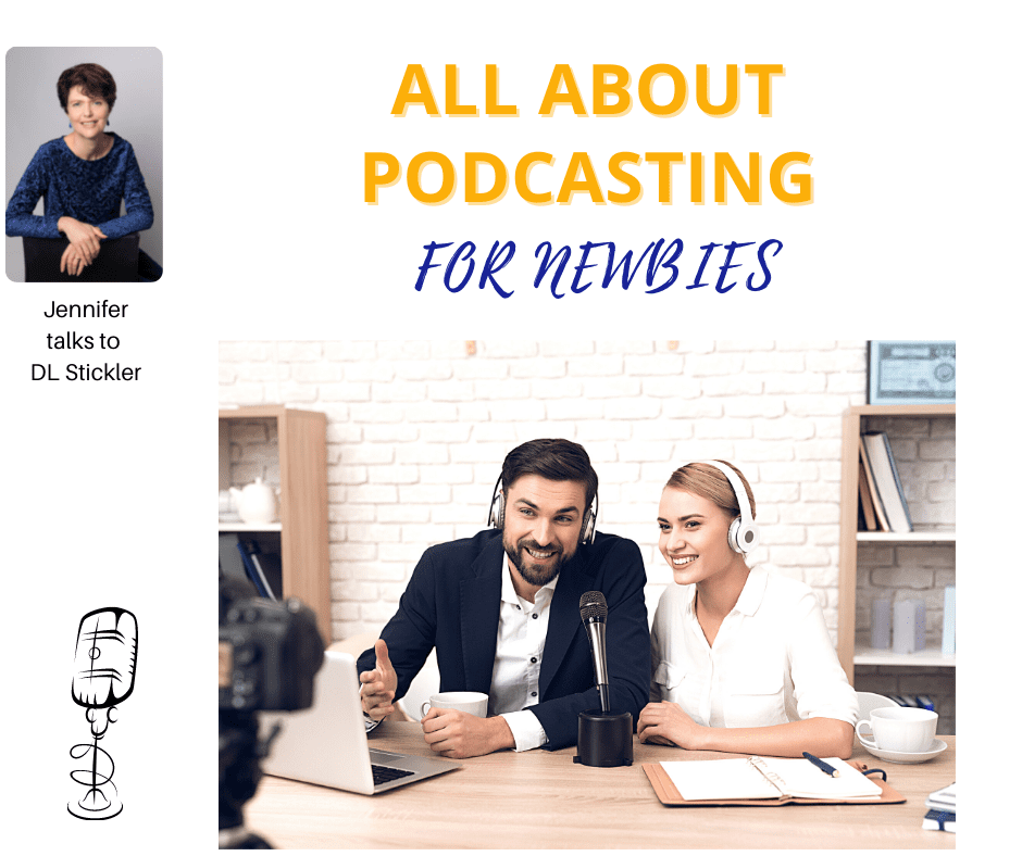 about podcasting for newbies
