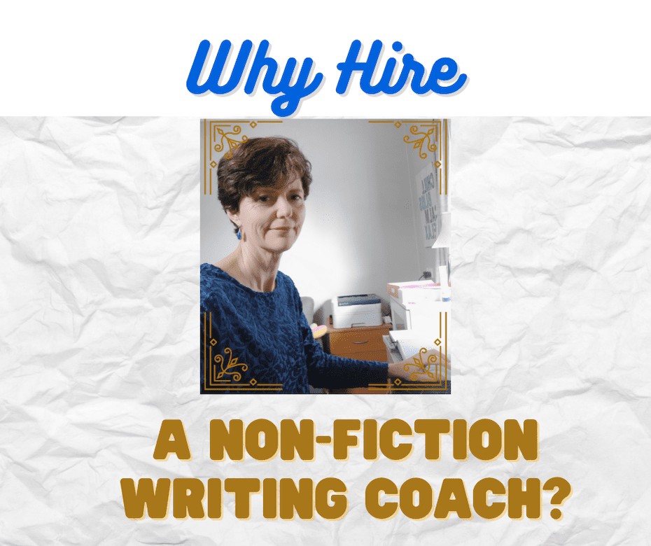why hire a non fiction writing coach